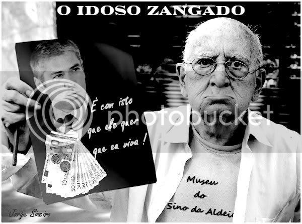 Museu 100 - O Idoso Zangadoo