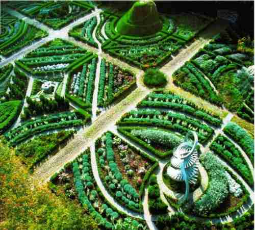 Garden of Cosmic Speculation, Σκωτία