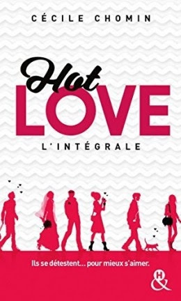 Couverture Hot love, intégrale