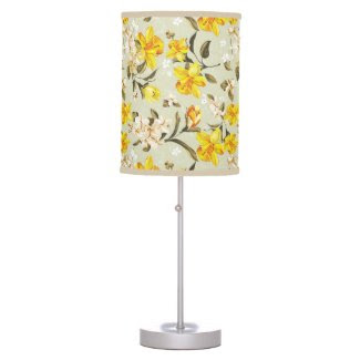 Daffodils spring Lamp