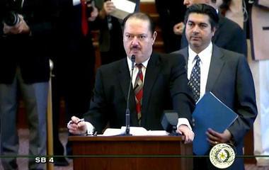 Texas passes bill banning sanctuary cities
