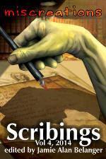 Scribings 4 ebook cover