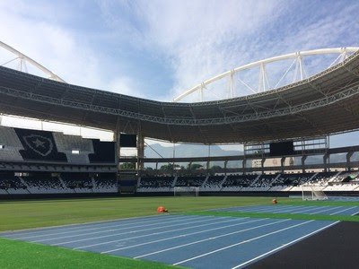 Engenhão, Estádio Nilton Santos (Foto: Divulgação / Botafogo)