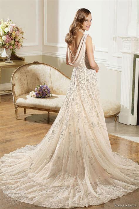 Latest Wedding Dress Color: Ivory   Arabia Weddings