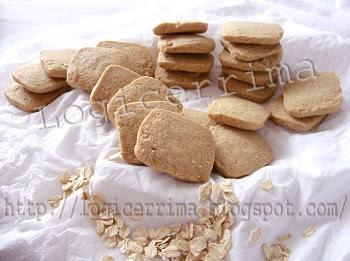 [ Biscotti di Avena ]