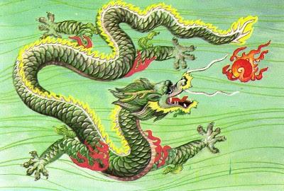 Simbología Del Dragón