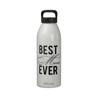 Best Mom Ever Water Bottles