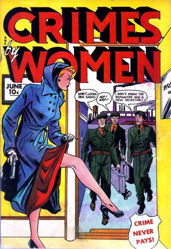 Crimes by Women 7