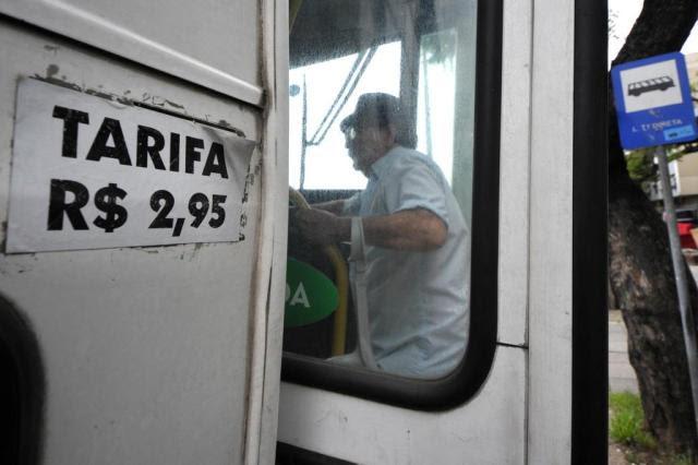Sem a debandada de passageiros dos últimos 21 anos, tarifa do ônibus seria de R$ 1,90 Caco Konzen/Especial