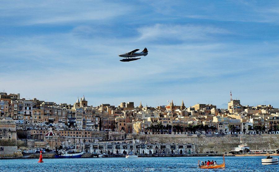 Malta 9H3G Valletta.