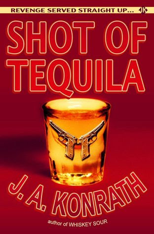 Shot of Tequila: A Jack Daniels Thriller