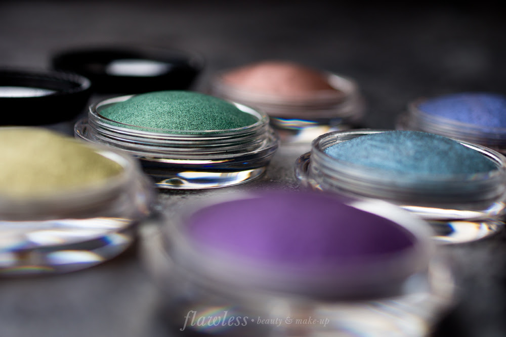 trend it up Scarabeo Eye Shadows Review