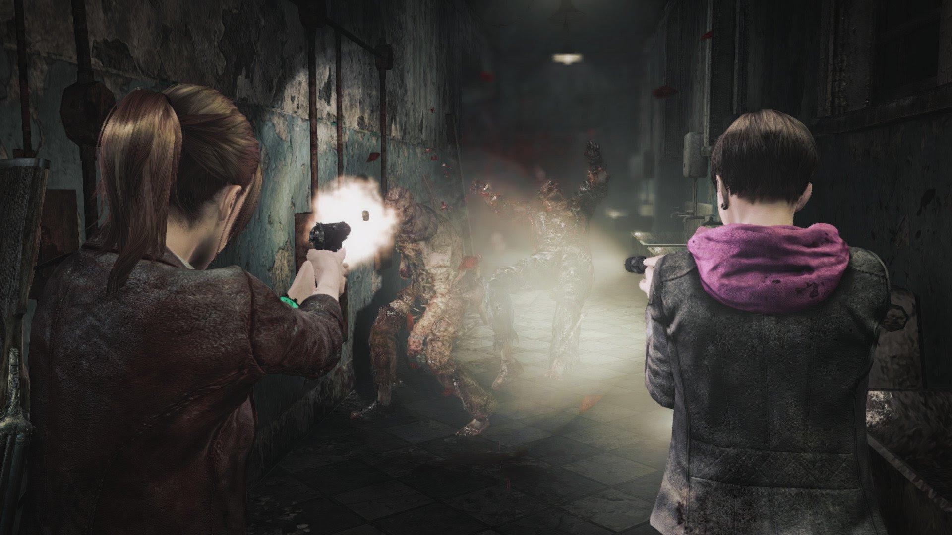 Resident Evil Revelations 2 Wallpaper 8