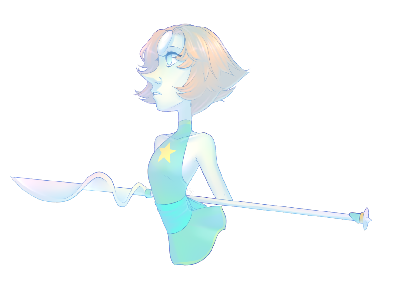 a Pearl doodle