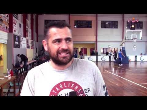 Ο προπονητής Νίκος Δουβίτσας μιλά για την Ευρωπαϊκή πορεία της Νίκης Λευκάδας