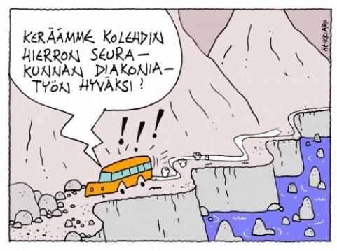 Pappi ja bussikuski 10.6.16