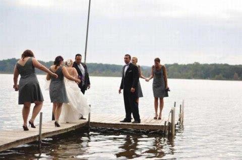 Γάμος που πήγε πολύ στραβά..