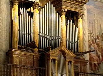 Organo de El Escorial