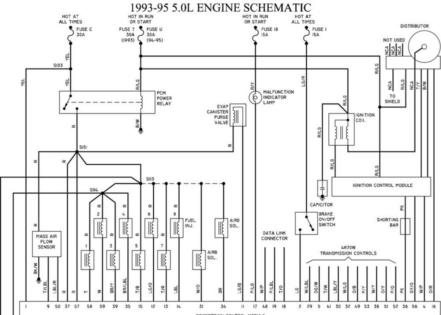 Wire Diagram For 95 Ford Econoline