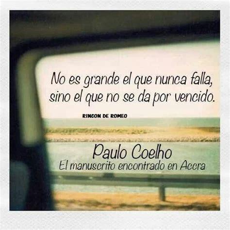 Paulo Coelho Spanish Quotes