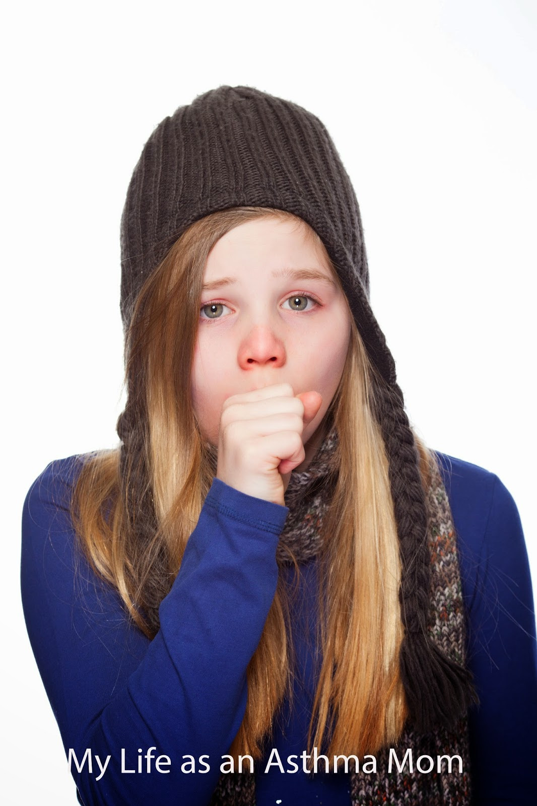 Asthma Coughing Child