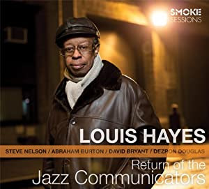 Louis Hayes - Return of the Jazz Communicators cover