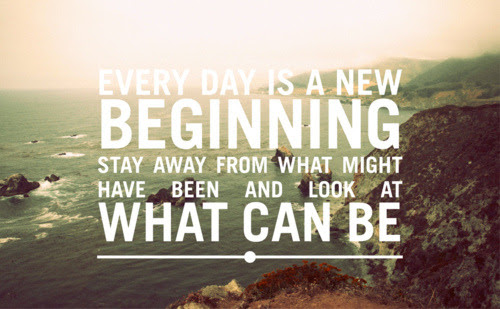 New Beginning Quotes Tumblr 6 Quote
