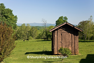 Pauline's Favorite View, Patrick County, Virginia