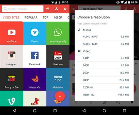 descargar snaptube  pc android iphone gratis en