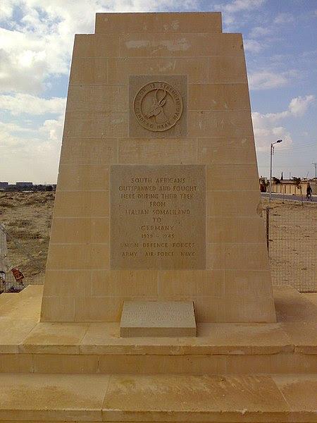 File:South African Memorial El Alamein.jpg