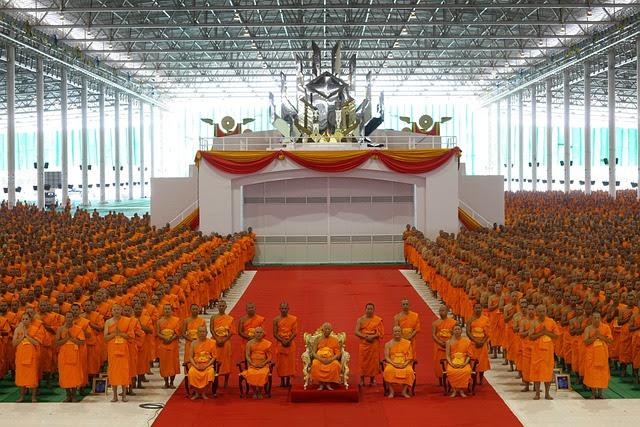 Monges, Tailândia, Sacerdócio, Budismo, Budistas