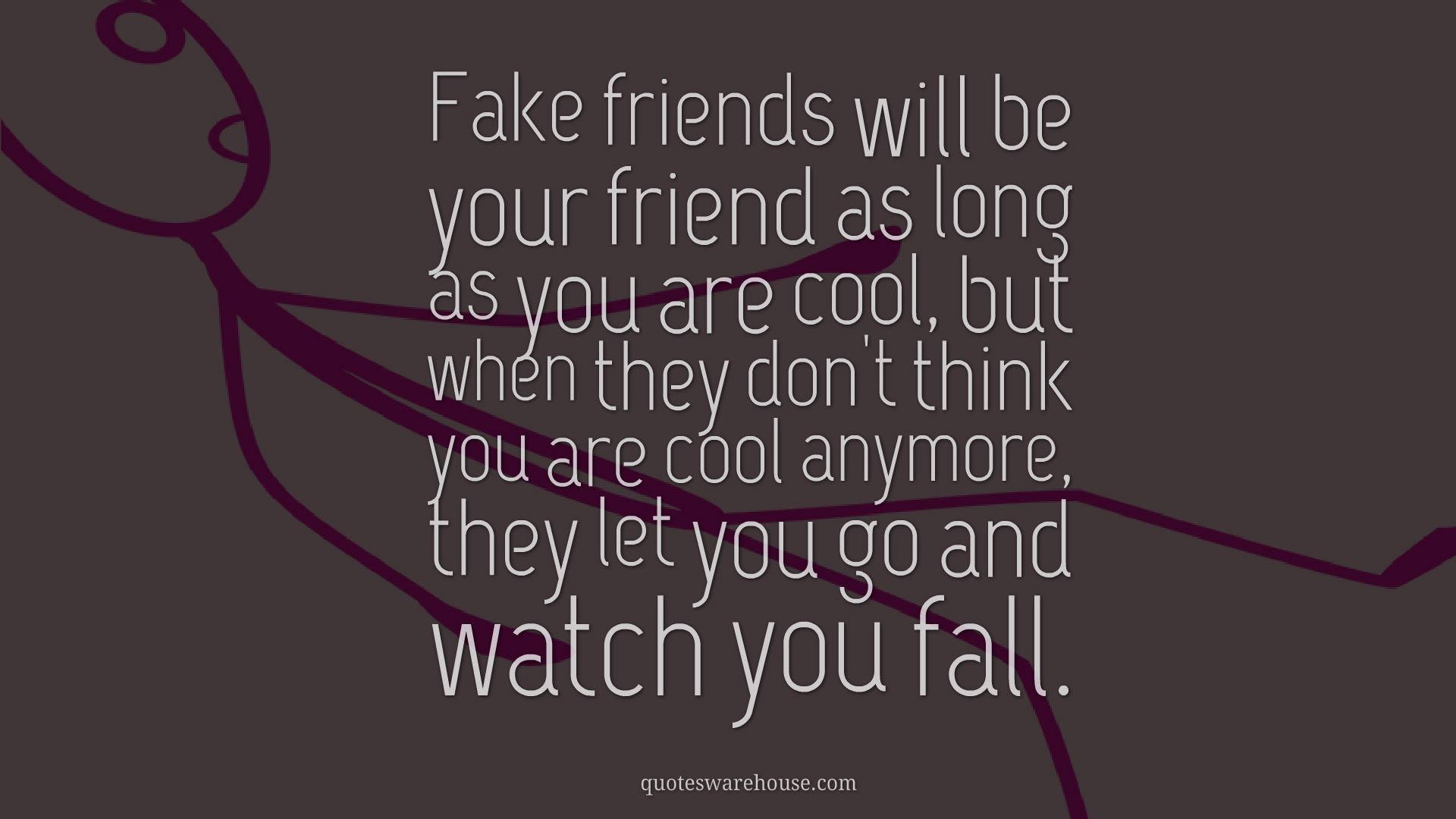 Quotes About False Friend 65 Quotes