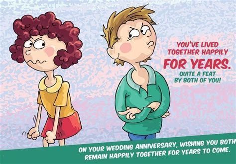 Cute & Funny Marriage or Wedding Anniversary Wishes