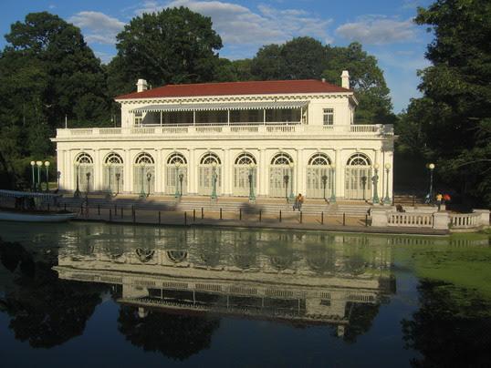 Boat House September