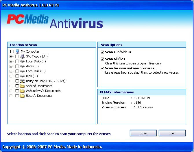 Download Pc Media Antivirus