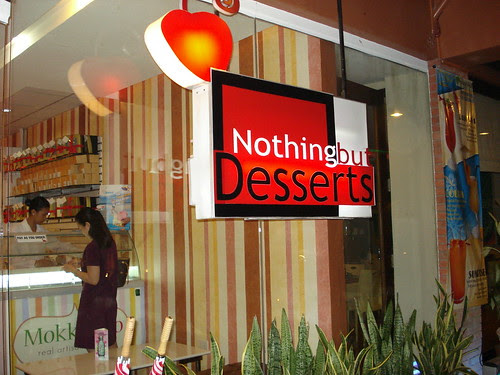 nothing but desserts iloilo
