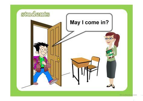 kalimat bahasa inggris  digunakan siswa   kelas