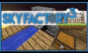 Minecraft SkyFactory 3 Mod'u Otomatik Kurulumlu