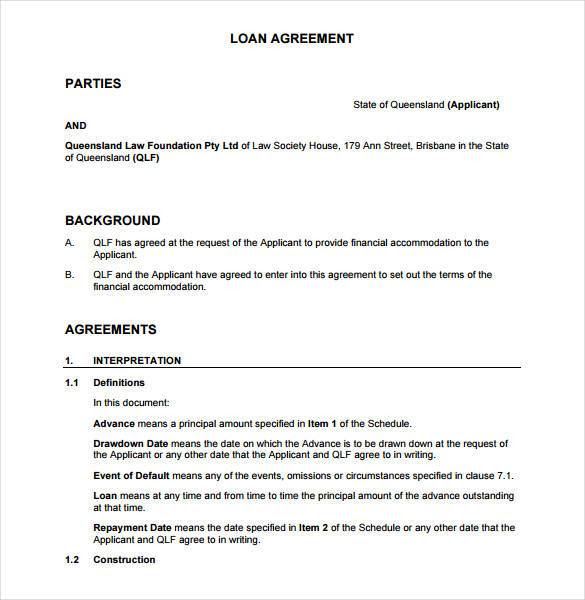 43 Free Agreement Letter Between 2 Companies Pdf Download Docx