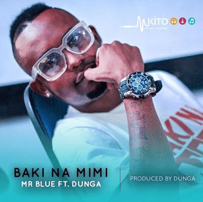 Mr Blue Cover