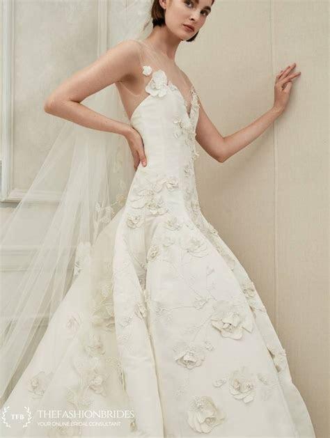 oscar de la renta  spring bridal collection