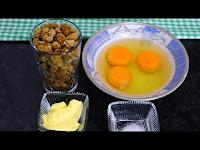 Yumurtalı dut tarifi - Kolay Doğal Yemek Tarifleri