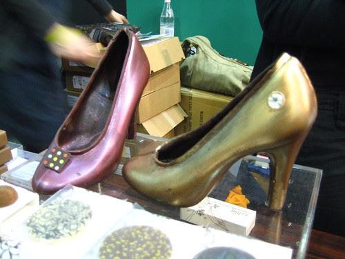 Chocolate Artisan Shoes