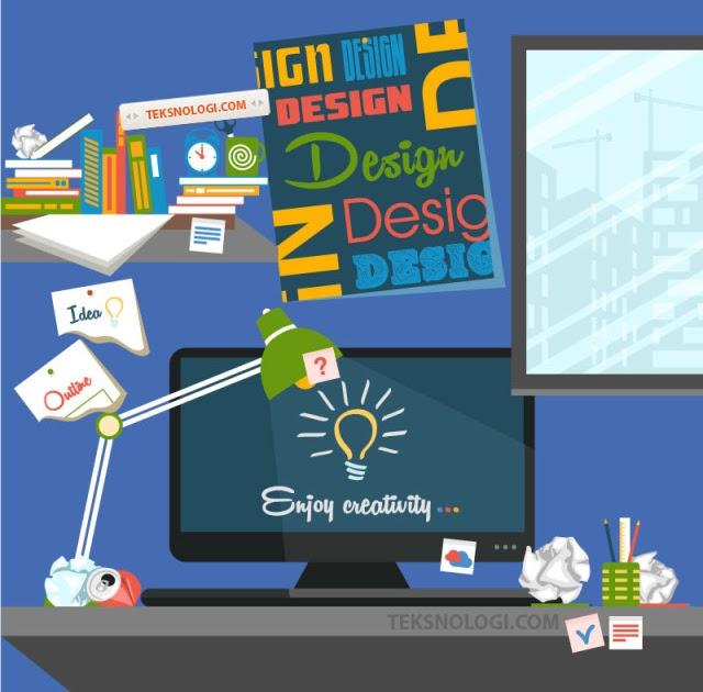 Desain Grafis: Belajar Desain Grafis Untuk Pemula