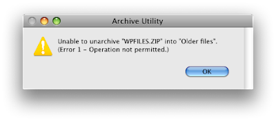 Got old ZIP files that OS X won't open? Try Zipeg