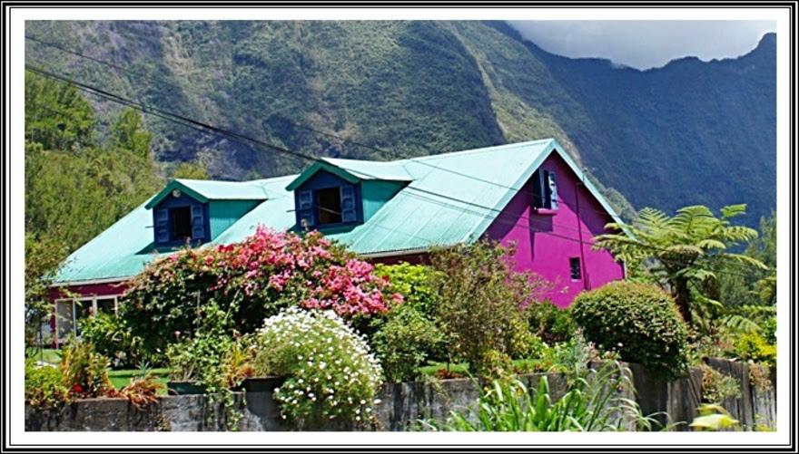 - GRAND-ILET à la Réunion (4 et FIN)