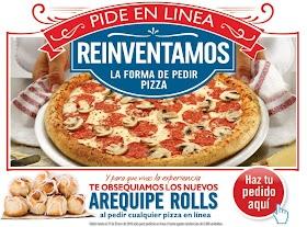 Pizza Domino Solo