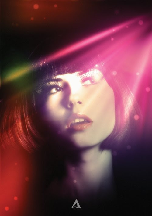 Master Stylish Light Effects in Photoshop