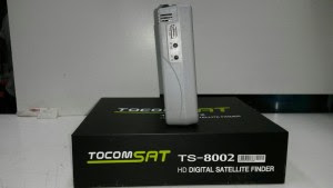 Lancamento satelite Finder Tocomsat TS-8002 HD Digital img3