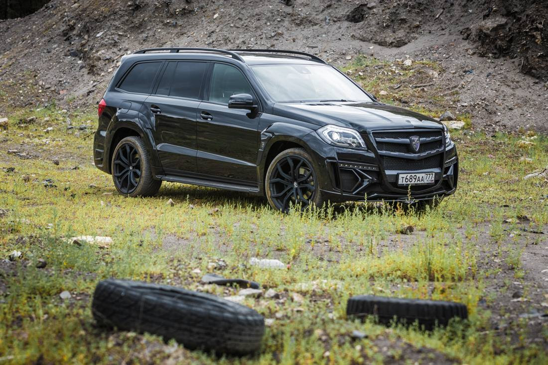 Mercedes Benz Gl 350 Bluetec Gets Reviewed By Car Advice Autoevolution